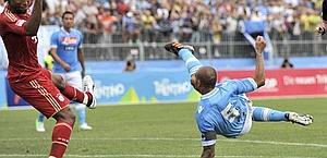 Amichevole Bayern Monaco vs SSC Napoli