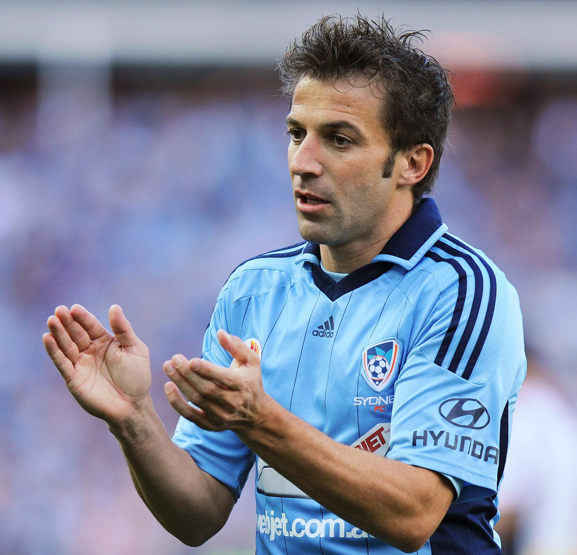 Alex Del Piero Sidney
