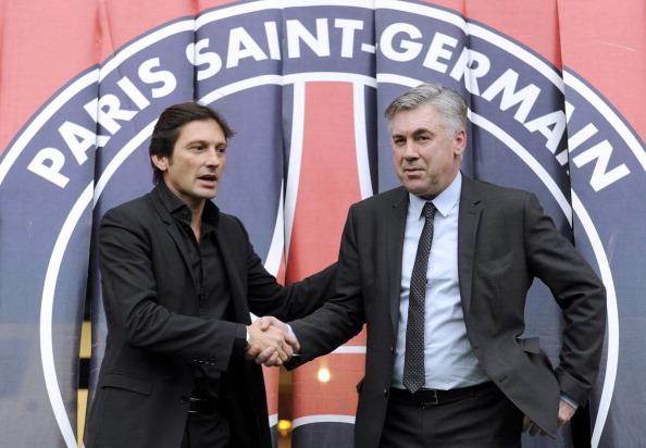 French football club Paris Saint-Germain