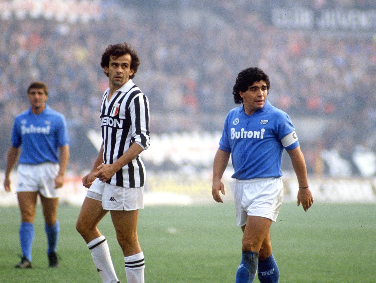 8fad664450a01 Diego Armando Maradona festeggia 55 anni  ecco un video con le giocate  della leggenda argentina