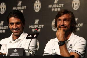 Juventus - Presentazione nuovo sponsor Hublot - Pechino