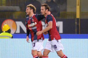 Bologna - Chievo - Serie A Tim 2012/2013