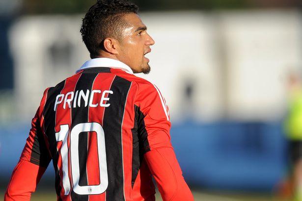 Kevin+Prince+Boateng+AC+Milan