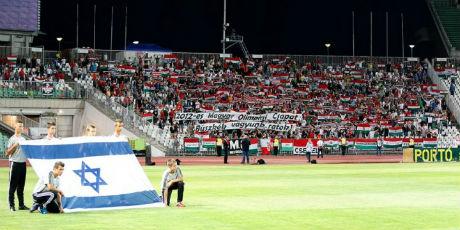 Razzismo-Ungheria-Israele