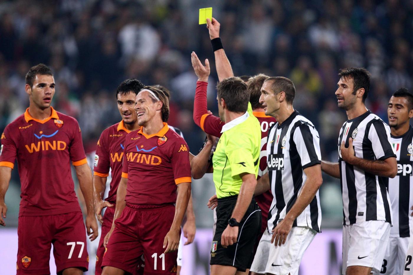 Juventus vs. Roma - Serie A Tim 2012/2013