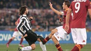 874001 Campionato di Serie A 2012-13 - Roma vs Juventus
