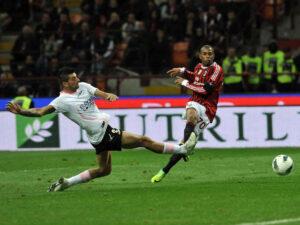 Milan-Palermo 3-0 credit TM News Infophoto 7