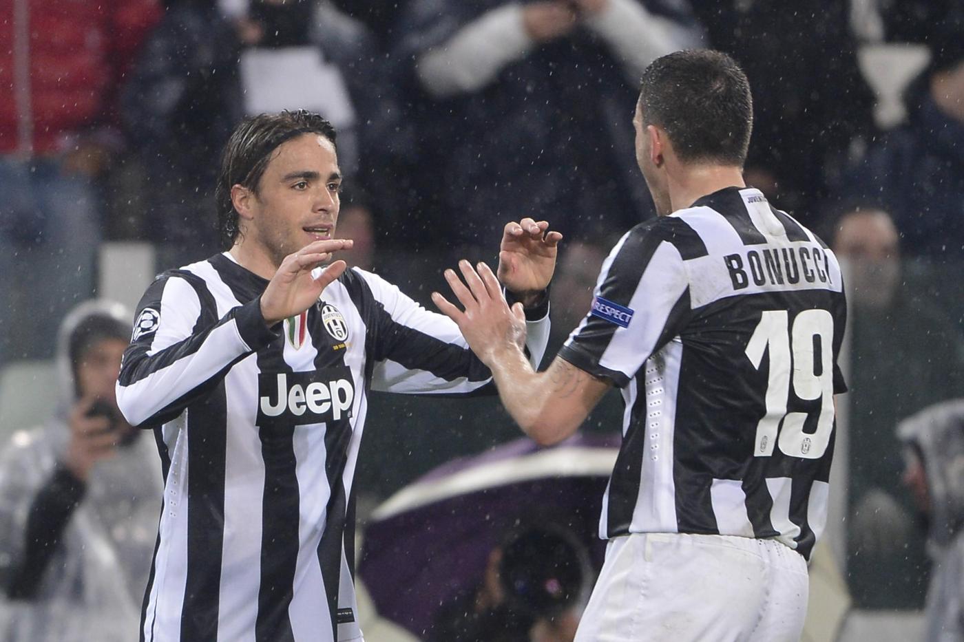 Champions League 2012 / 2013 Juventus vs. Celtic