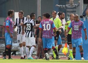 Calcio Catania v FC Juventus - Serie A