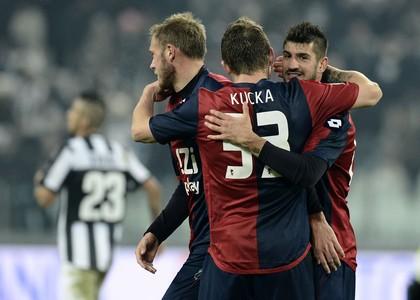 Juventus-Genoa serie A
