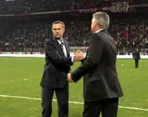 mourinho ancelotti