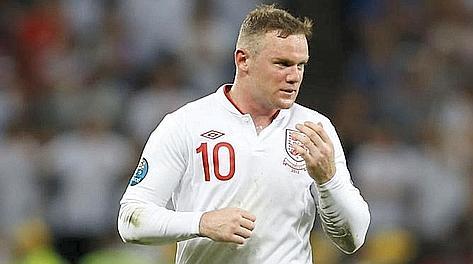 Euro 2012 - Inghilterra vs. Ucraina