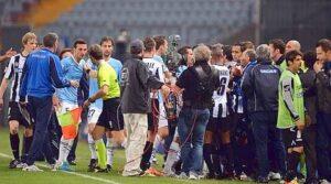 Udinese-Lazio - Serie A Tim 2011/2012