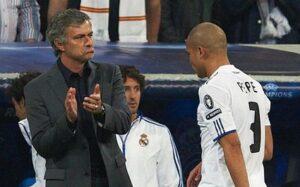 Jose Mourinho / PEPE