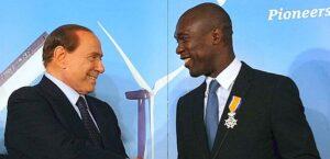 Clarence Seedorf nominato Cavaliere dell'Ordine di Orange-Nassau