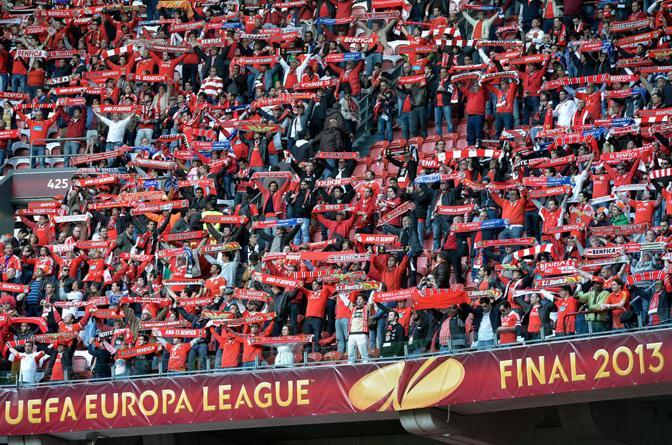Benfica vs Chelsea - Finale Uefa Europa League