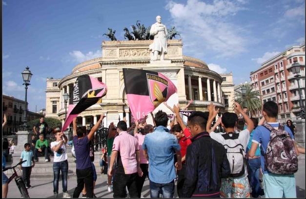 """Palermo, tifosi della Juve aggrediti da concittadini rosanero: """"Qui si festeggia solo il Palermo""""$"""