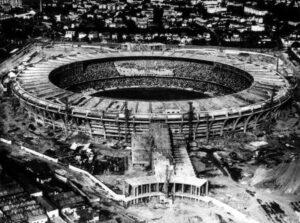 Il Maracanà nel 1950