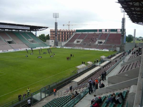 Grazie al sassuolo lo stadio giglio torna in serie a uno dei pi belli e moderni d 39 italia foto - Sassuolo italia ...