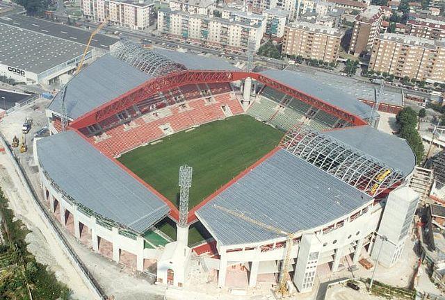 Speciale calcioweb ecco gli stadi pi belli d 39 italia - I mobili piu belli del mondo ...