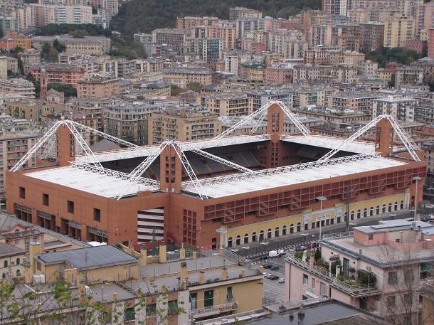 Stadio Ferraris Genova