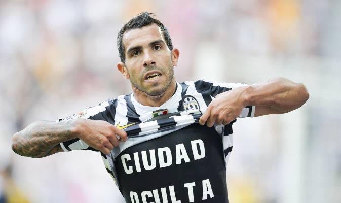 carlos tevez Carlos Tevez Juventus