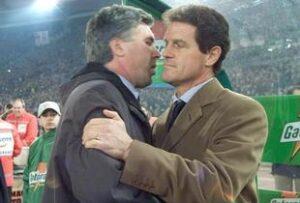 Capello e Ancelotti