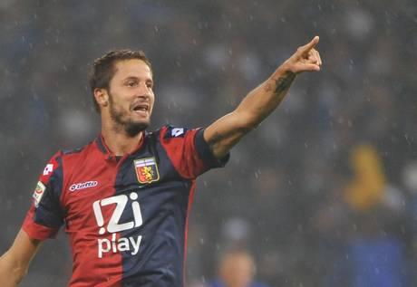 Soccer: Serie A; Sampdoria-Genoa
