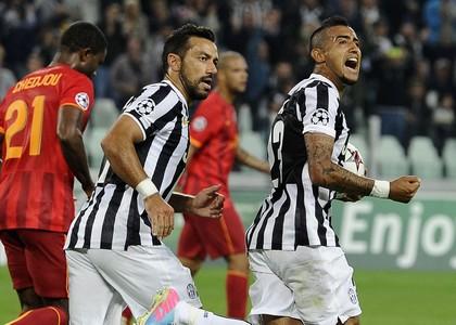 Juventus-Galatasaray Champions League