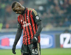 Soccer: Serie A; Ac Milan-As Roma