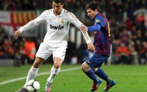 Cristiano Ronaldo, dichiarazioni a sorpresa su Messi e sul P