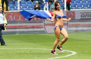 sampdoria tifosa sexy