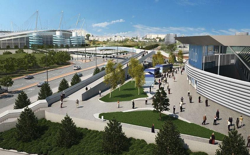 Manchester city sempre pi faraonico centro sportivo da for Centro sportivo le piscine
