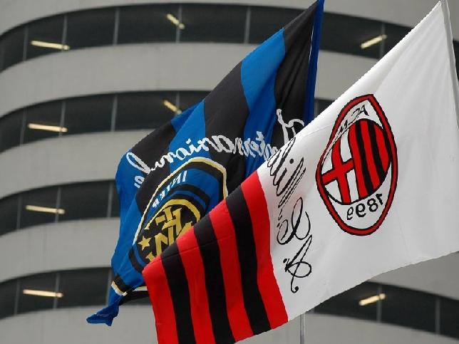 Milan Inter recupero