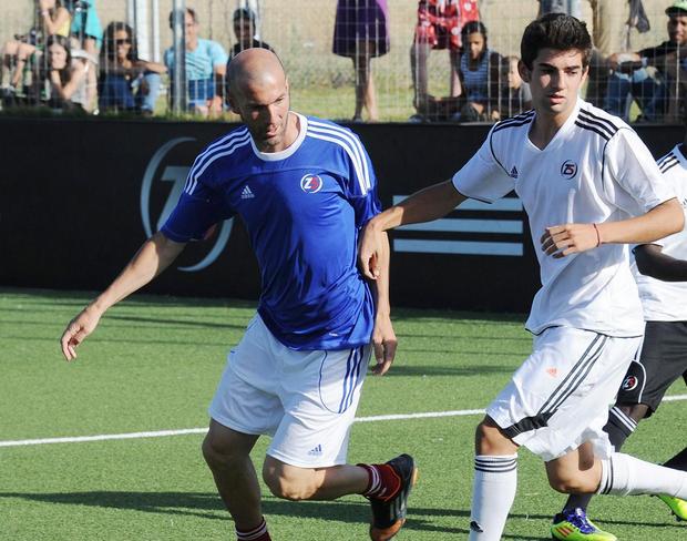 Enzo Zidane Aves