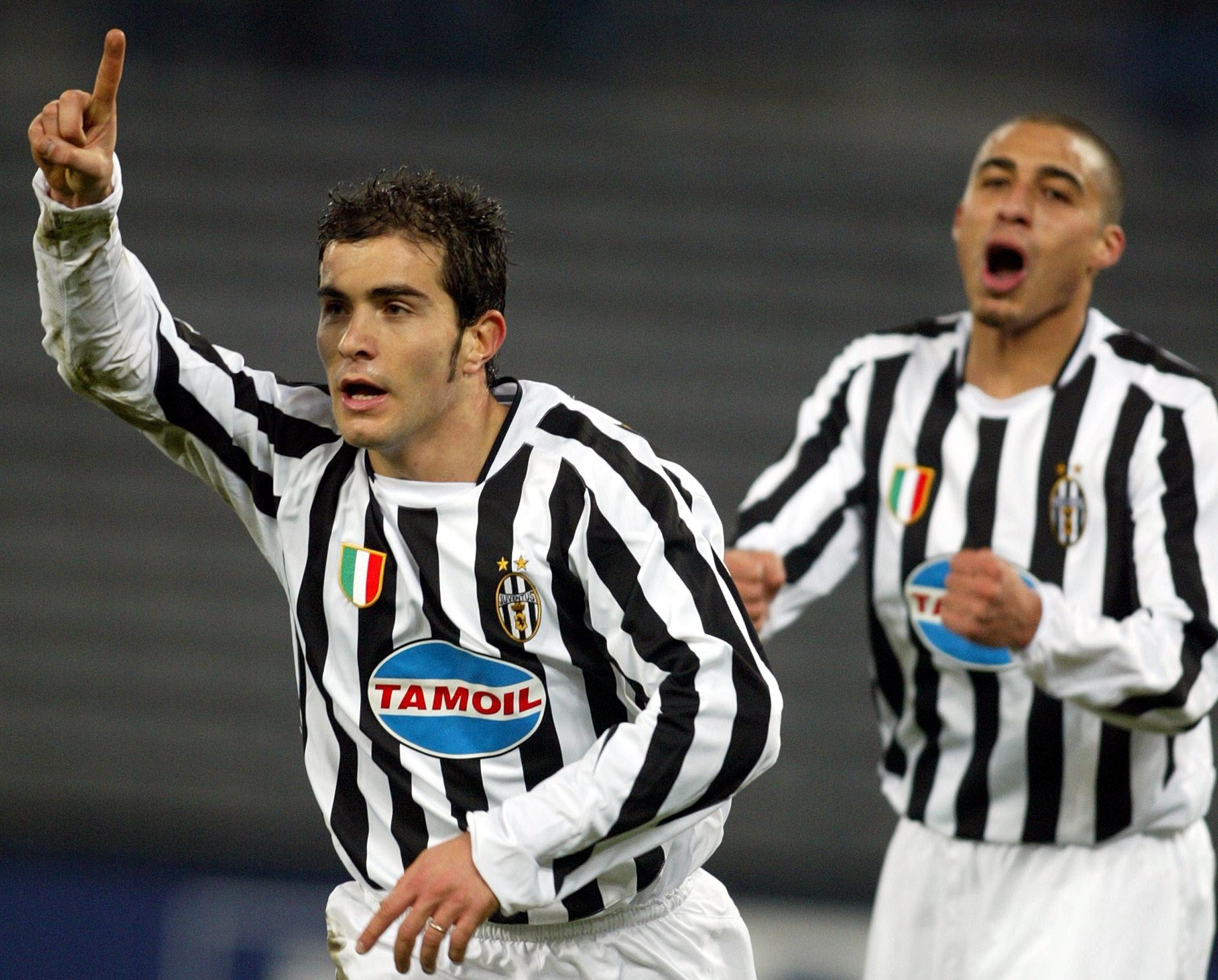 Lultimo Juventus Olympiakos Che Goleada Dei Bianconeri Nel 2003 Video