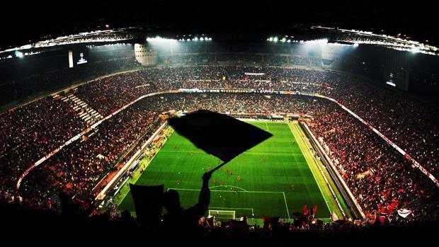 coreografia Milan-Inter