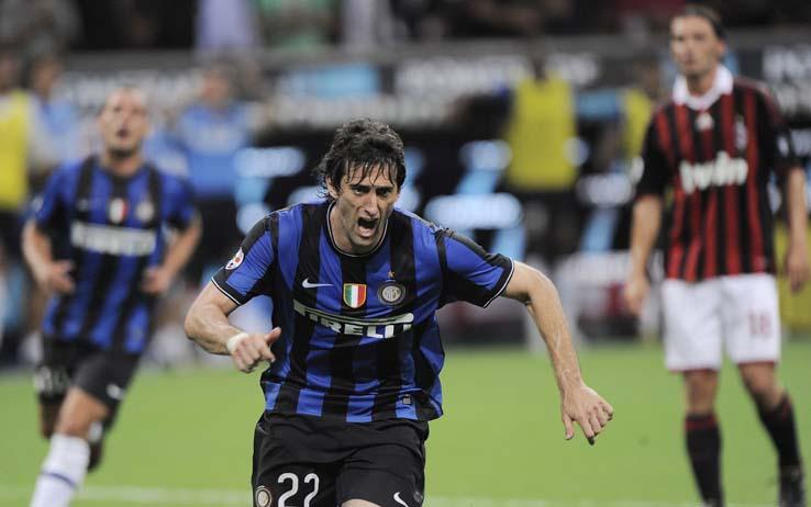 Diego Milito, Inter-Milan