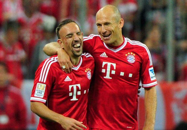 Robben Ribery Calciomercato