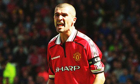 Keane Manchester United