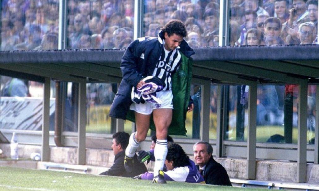 Fiorentina juve dal caso baggio al campionato 1982 la - Una porta nel cielo roberto baggio ...