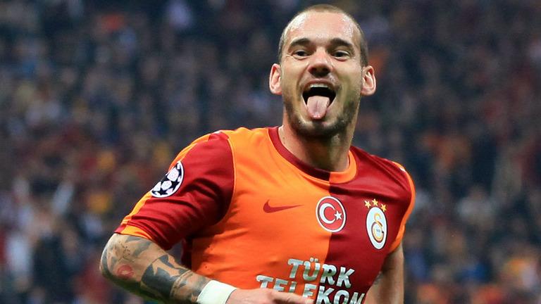 Sneijder Juve UCL