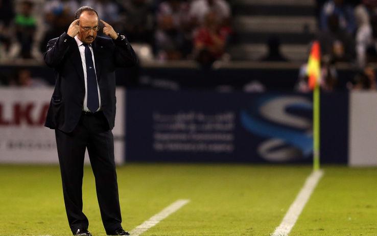 Benitez racconta il suo napoli tutta questione di for Intervista benitez