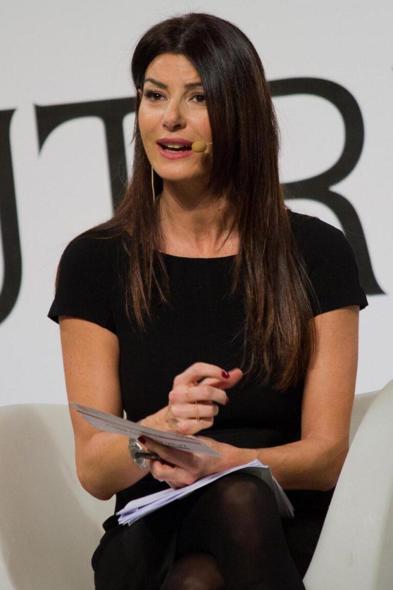 Ilaria D'Amico Foto LaPresse