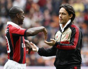 Milan, la frecciatina di Seedorf nei confronti di Inzaghi