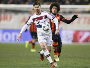 Xabi Alonso (Lapresse/Reuters)
