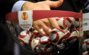 Sorteggi Europa League, la possibile prossima avversaria del