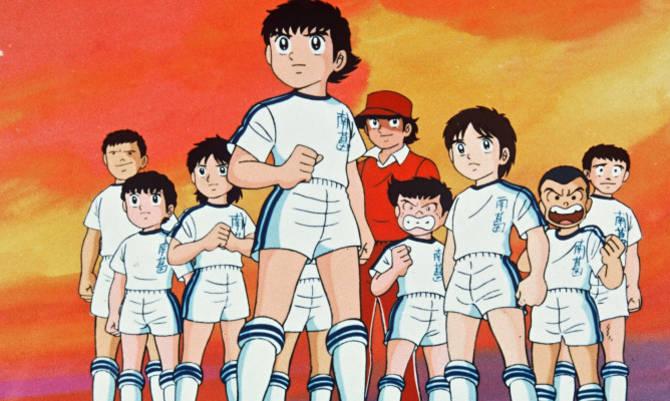 La top dei cartoni animati sportivi più mitici di sempre