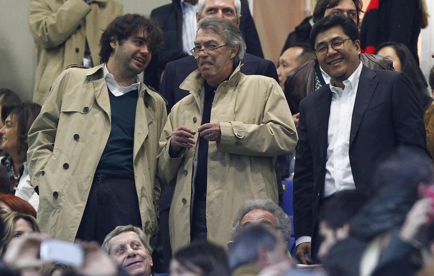 Moratti Inter
