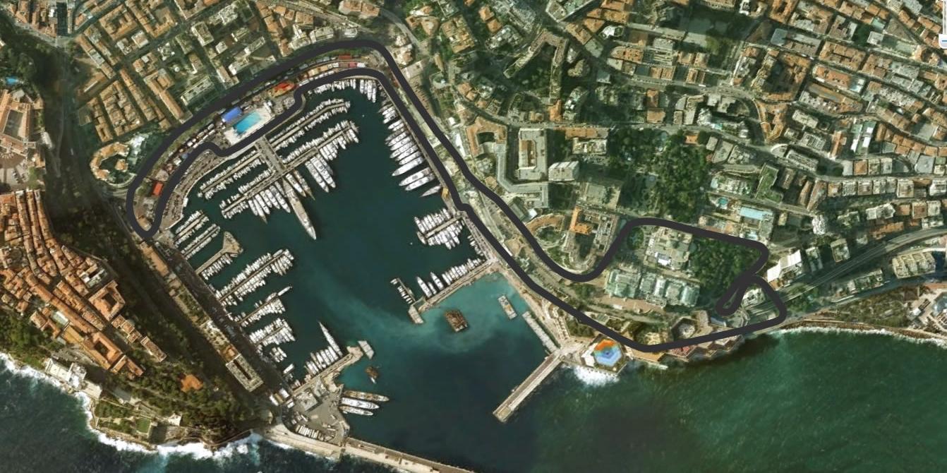Circuito Monaco : Gp monaco tutte le novità del tracciato di f